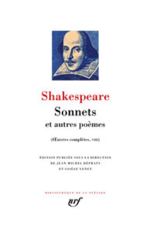 PARUTION Shakespeare