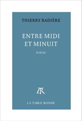 PARUTION Thierry Radière