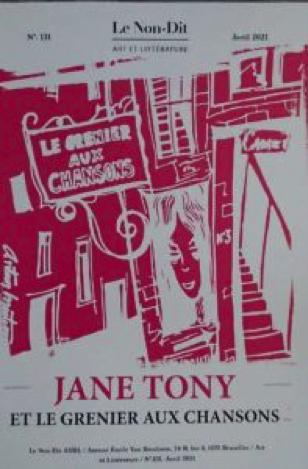 JANE TONY
